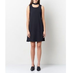 Dresses & Skirts - Black Choker Dress
